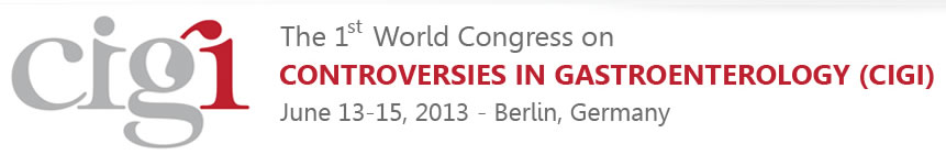 The1st World Congress on Controversies in Gastroenterology | CIGI