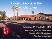 Michael P. Federle, MD