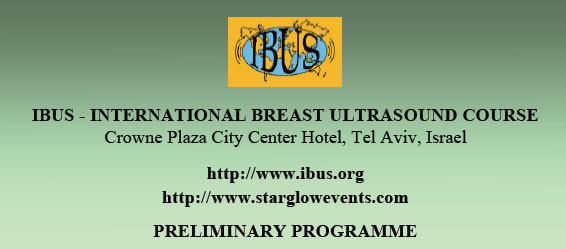 IBUS - INTERNATIONAL BREAST ULTRASOUND COURSE